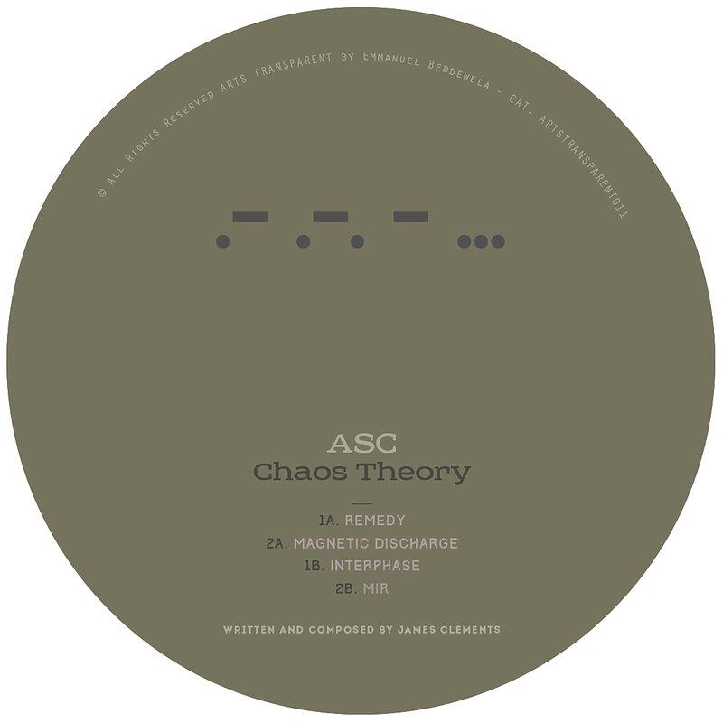 Cover art - ASC: Chaos Theory
