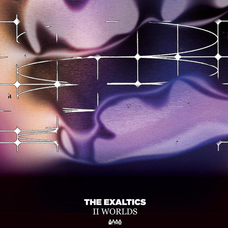 Cover art - The Exaltics: II Worlds