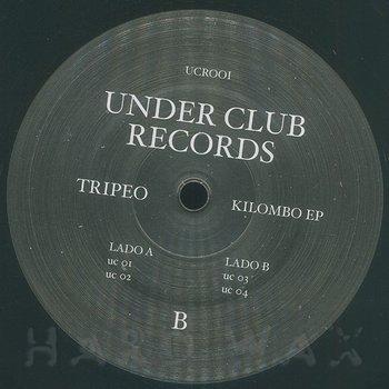 Cover art - Tripeo: Kilombo