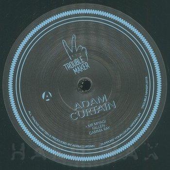 Cover art - Adam Curtain: Mr Miyagi