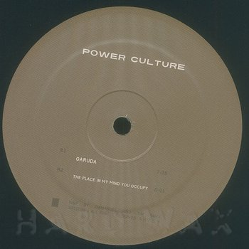 Cover art - Power Culture: Waves