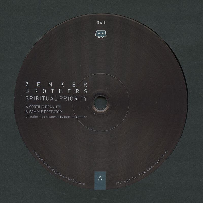 Cover art - Zenker Brothers: Spiritual Priority