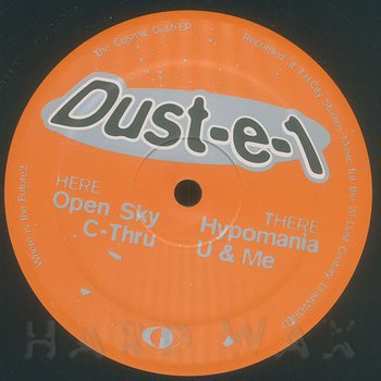 Cover art - Dust-e-1: The Cosmic Dust EP