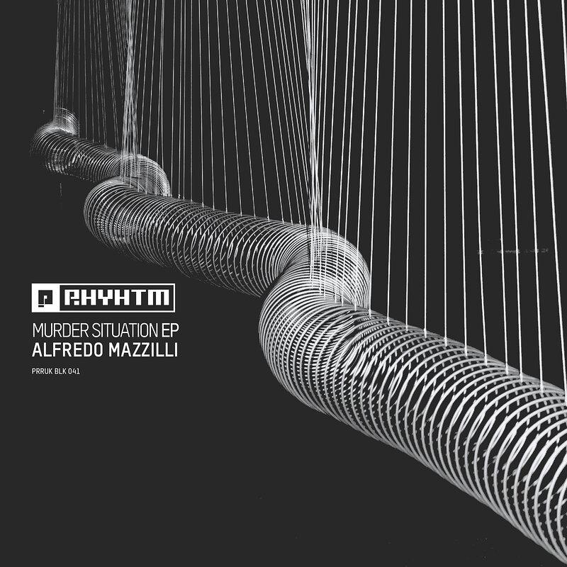 Cover art - Alfredo Mazzilli: Murder Situation