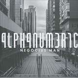 Cover art - Negocius Man: Alphanumeric