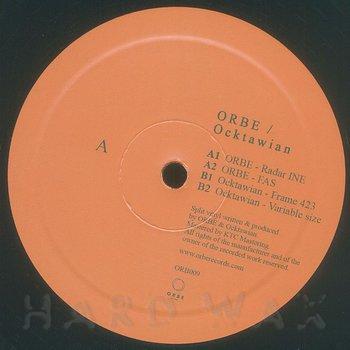 Cover art - Orbe / Ocktawian: Radar Ine