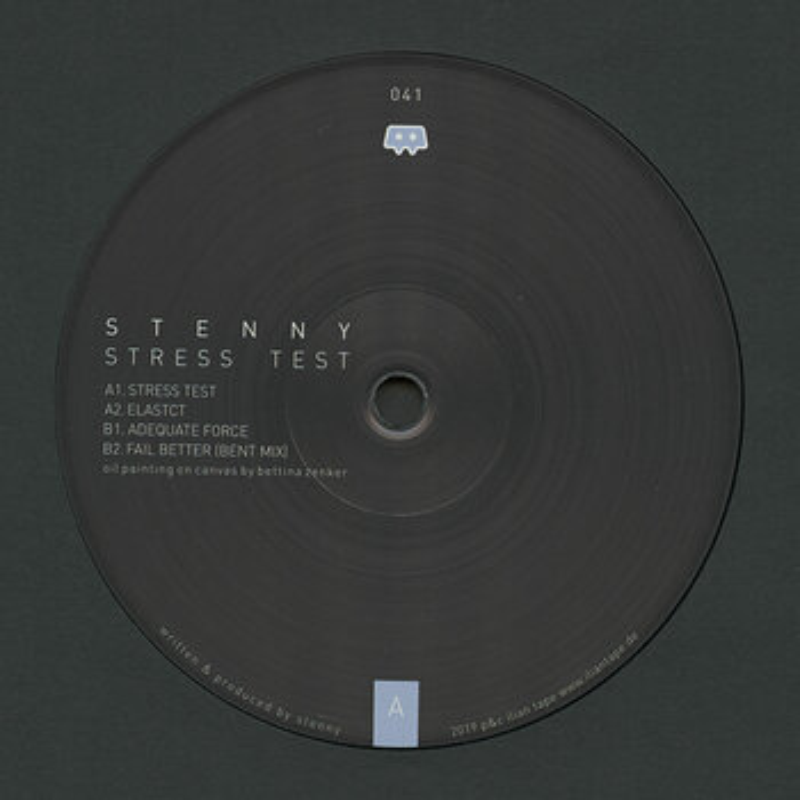 Cover art - Stenny: Stress Test