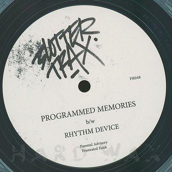 Cover art - Blotter Trax: Programmed Memories