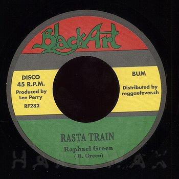 Cover art - Raphael Green: Rasta Train