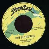 Cover art - Dennis Brown: Out In The Rain