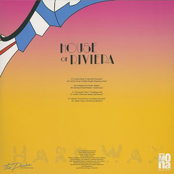 Cover art - Various Artists: House Of Riviera