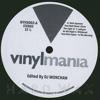 Cover art - DJ Monchan: 90's New York House Edits Vol. 2