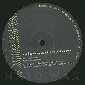 Cover art - Surit: Bureaucracy Against The Joy Population