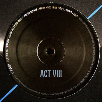 Cover art - Various Artists: Act VIII