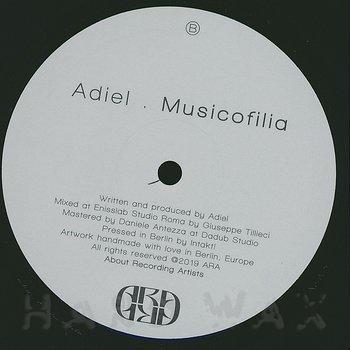 Cover art - Adiel: Musicofilia