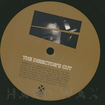 Cover art - Jeff Mills: The Director's Cut Chapter 4