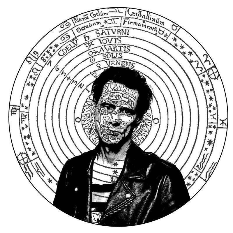Cover art - Mørbeck: Jim Carrey & The Universe