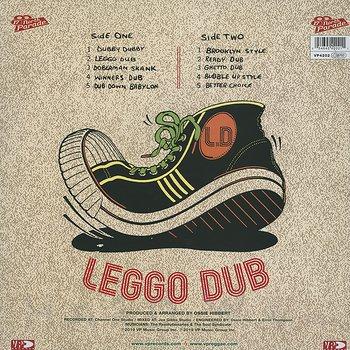 Cover art - Ossie All Stars: Leggo Dub