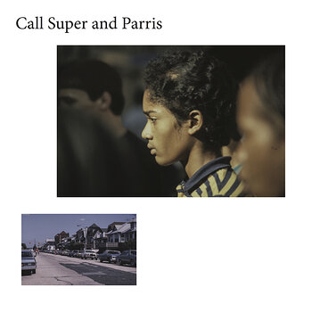 Cover art - Call Super and Parris: Canufeelthesunonyrback