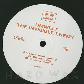 Cover art - Umwelt: The Invisible Enemy