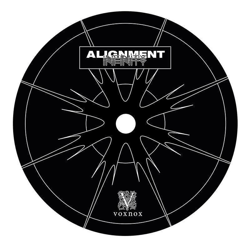 Cover art - Alignment: Infinity