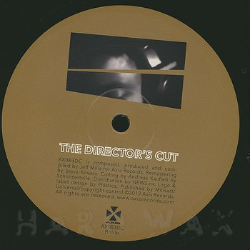 Cover art - Jeff Mills: The Director's Cut Chapter 5
