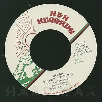 Cover art - Yvonne Sterling: Oh Jah