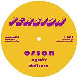 Cover art - Orson: Delivero
