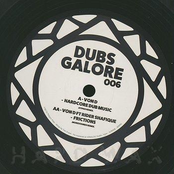 Cover art - Von D: Dubs Galore Remixes