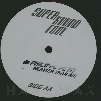 Cover art - Espen Lauritzen / Philippe Petit: Super Sound Tool #2