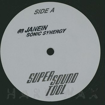 Cover art - Janein / Lucas Vazz: Super Sound Tool #3