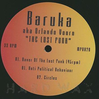 Cover art - Baruka: The Lost Funk