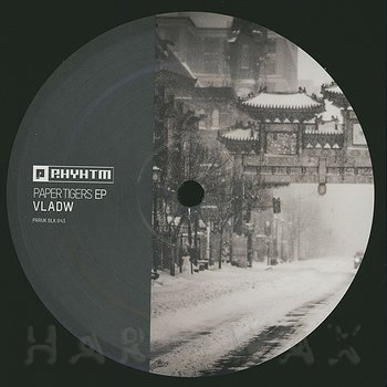 Cover art - Vladw: Paper Tigers EP