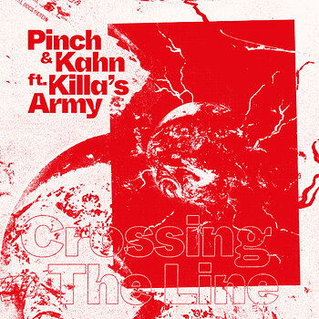 Cover art - Pinch & Kahn: Crossing The Line