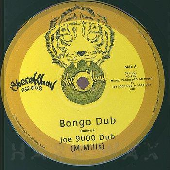 Cover art - Joe 9000 Dub: Bongo Dub
