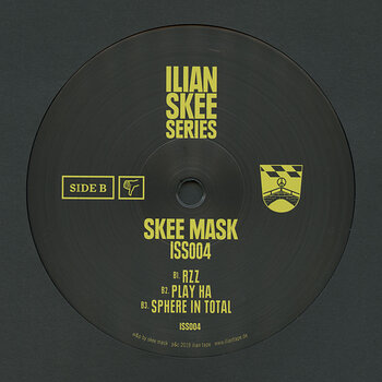Cover art - Skee Mask: ISS004