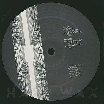 Cover art - Various Artists: Distorted Light