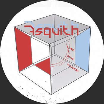 Cover art - Asquith: Time & Space