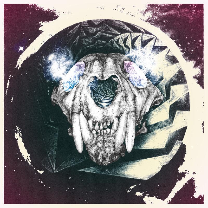 Cover art - Thugwidow: Hard Rave Aesthetic