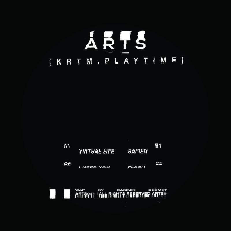 Cover art - KRTM: Playtime