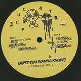 Cover art - Various Artists: Don't You Wanna Know? The Spacey Saga Vol. 2