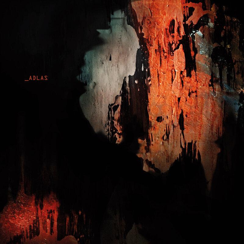 Cover art - Adlas: Currents