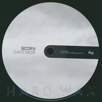 Cover art - Scorn: Cafe Mor