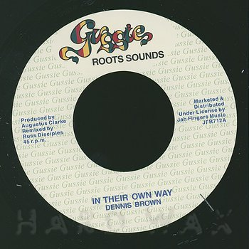 Cover art - Dennis Brown: In Their Own Way
