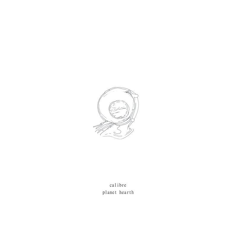 Cover art - Calibre: Planet Hearth