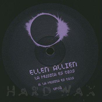 Cover art - Ellen Allien: La Musica Es Dios