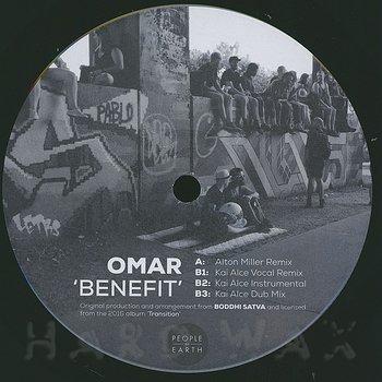 Cover art - Omar: Benefit