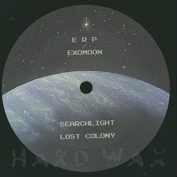 Cover art - E.R.P.: Exomoon