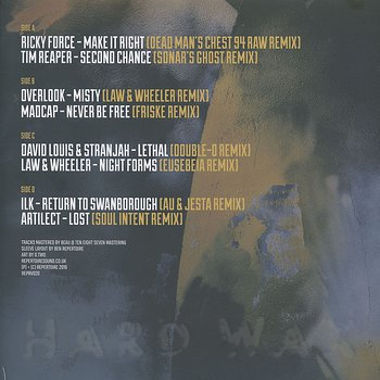 Cover art - Various Artists: Repertoire 10/20