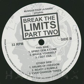 Cover art - Break The Limits: Break The Limits Part II